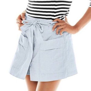 Cabi Womens Size M Court Skort Shorts #5181